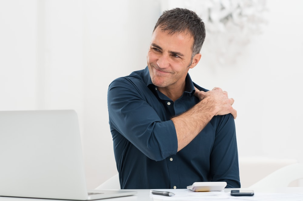 Aching Shoulder? Get an MRI Referral Online.