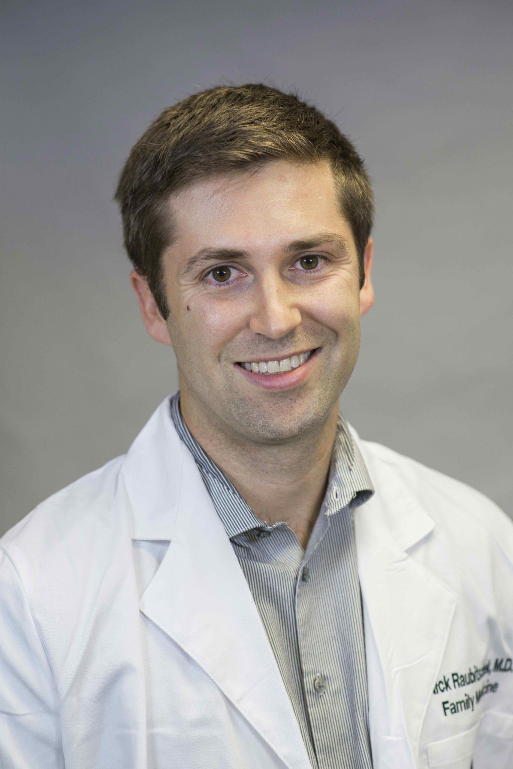 Nicholas Raubitschek MD Online Doctor Family Medicine California